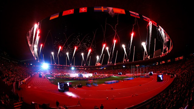 The total television audience for the 2014 European Athletics Championships in Zurich eclipsed that of Gothenburg 2006 ©European Athletics