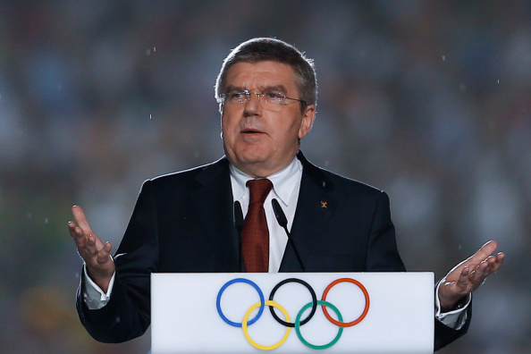 Thomas Bach, President of the IOC, is a special guest at the 15th Summit of French-speaking nations ©Getty Images