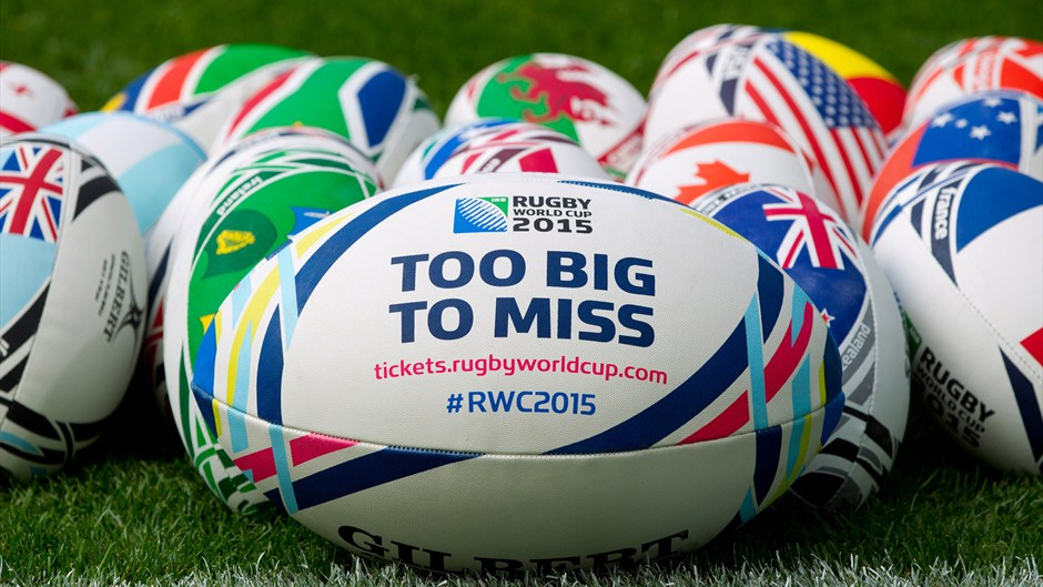 Tickets are back on sale for Rugby World Cup 2015 ©RWC