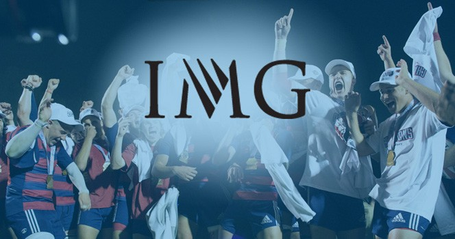 USA Rugby has announced a 10-year agreement with IMG ©USA Rugby