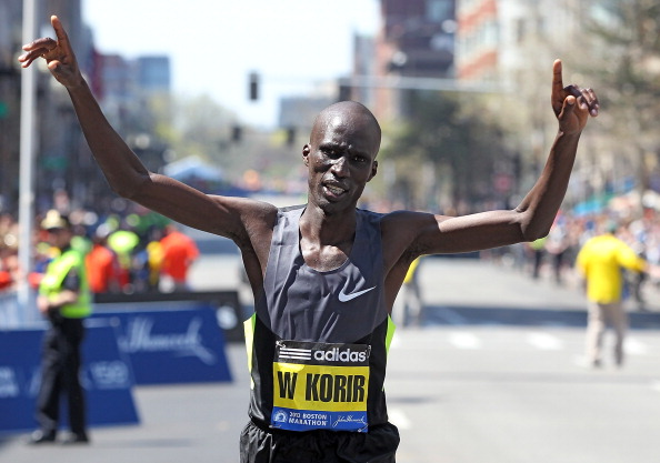 Kenyan MP and former marathon champion Wesley Korir plans to propose a similar bill to the German one, seeking jail terms for dopers in Kenya ©Getty Images