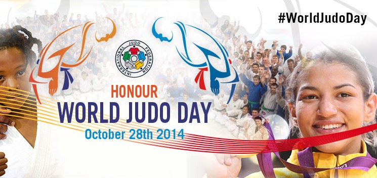 World Judo Day has been celebrated across the globe IJFFacebook
