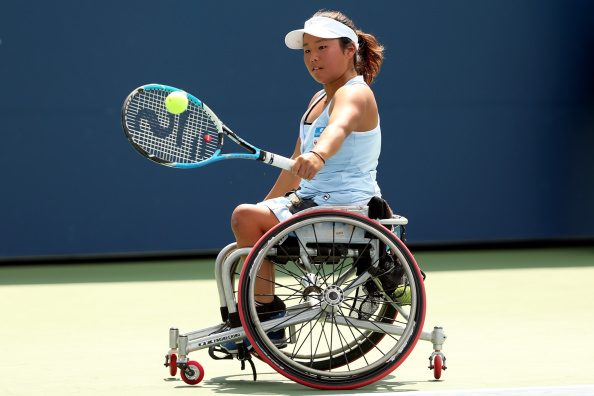 Yui Kamiji will be a strong medal hope for the host nation at the Tokyo 2020 Paralympics ©Getty Images