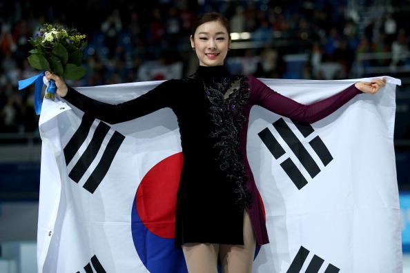Yuna Kim has been appointed as a Pyeongchang 2018 Ambassador ©Getty Images