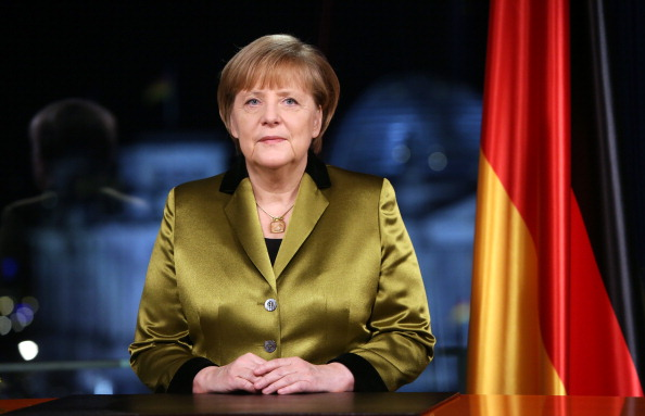 German Chancellor Angela Merkel has presided over an administration which has returned to the previously debated idea of criminalising sports doping ©Getty Images