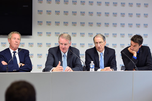 French sports leaders have thrown their full support behind a proposed Paris for the 2024 Olympics and Paralympics ©CNOSF
