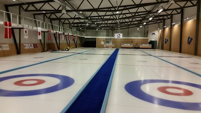 The Lillehammer Curling Arena will host the qualifying event for next year's Wheelchair Curling World Championships ©Lillehammer Curling Arena