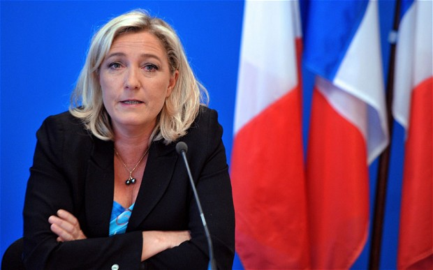 Support for far-right candidate Marine Le Pen is growing in France, indication that the country is fed-up with the current status quo ©Getty Images