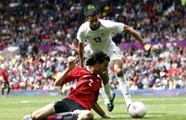 New Zealand represented Oceania in the football tournament at London 2012, earning their only point in a 1-1 draw against Egypt at Old Trafford in Manchester ©Getty Images