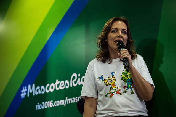 Rio 2016 brand director Beth Lula said the two mascots, which will be named through a public competition, had received a warm welcome at their launch ©Getty Images