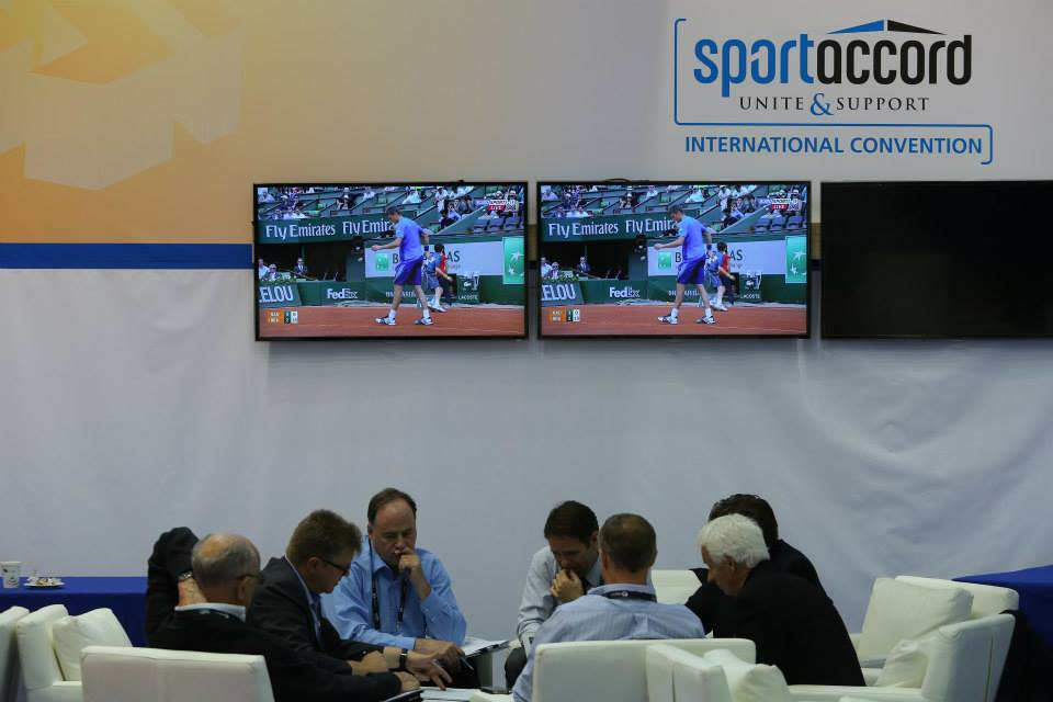 SportAccord Convention 2013, Saint-Petersburg, Russia
