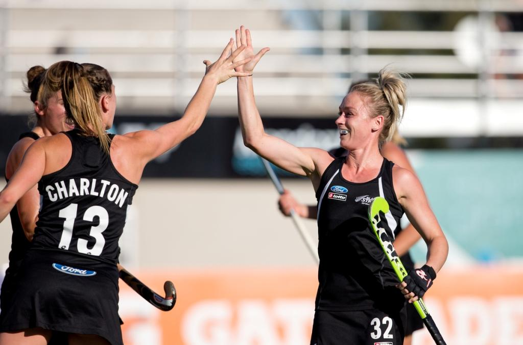 A 3-1 victory for New Zealand gave them the edge in Pool A ©FIH