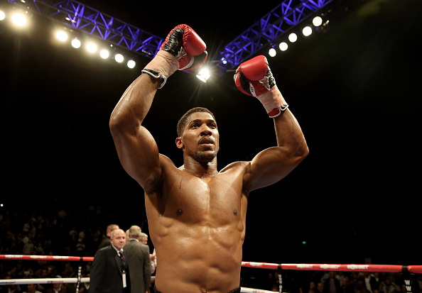 A lot of expectation rests on the shoulders of British heavyweight Anthony Oluwafemi Olaseni Joshua ©Getty Images