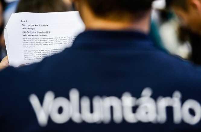 A selection process to select Rio 2016 Olympic and Paralympic volunteers is underway ©Alex Ferro/Rio 2016