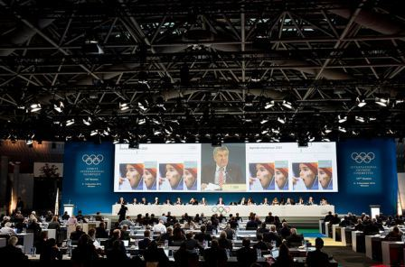 All the proposed recommendations have so far been accepted by the IOC membership on the first morning of the decisive Session ©IOC