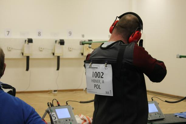 An IPC Shooting visually impaired Shooting International Grand Prix will be held at the Stoke Mandeville Stadium next year ©IPC
