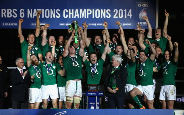 An Italian bid would face a challenge from Six Nations rivals Ireland, after they formally confirmed their intention to bid yesterday ©Getty Images