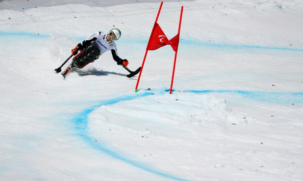 Anna Schaffelhuber has won gold on the final day of the IPC Europa Cup in Austria ©Getty Images