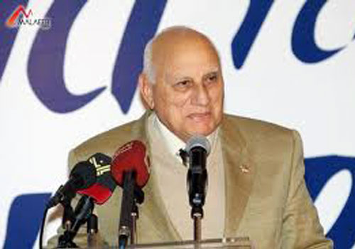 Antoine Chartier, former President of the Lebanese Olympic Committee, has died in a car crash ©LOC