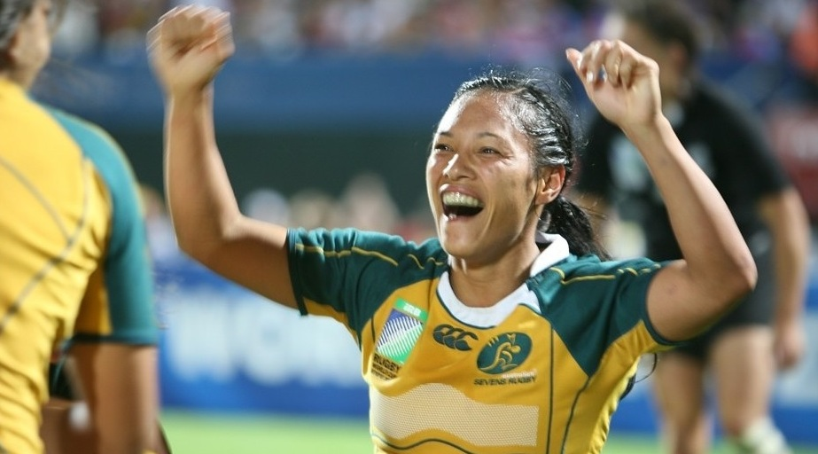 Australia won the Dubai Sevens leg in last year's Women's Sevens Series competition with victory over eventual champions New Zealand ©World Rugby