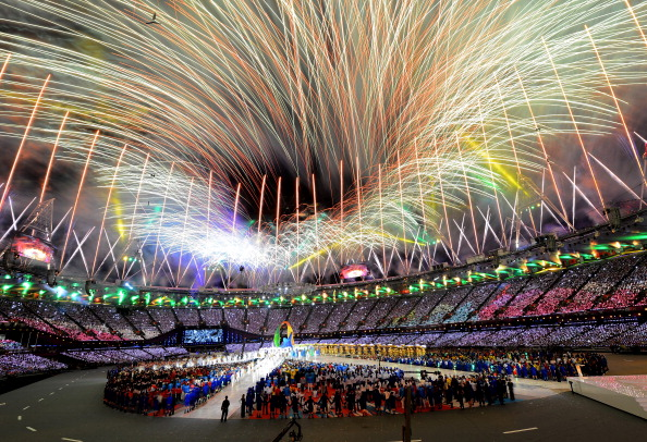 Both Unspun Creative and Kim Gavin were instrumental in the production of the highly-acclaimed London 2012 Closing Ceremony ©Getty Images