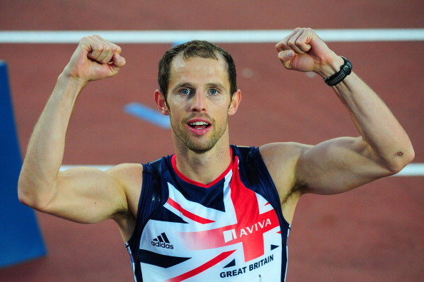 British 400 metres hurdler Rhys Williams and Gareth Warburton each failed tests in July ©Getty Images