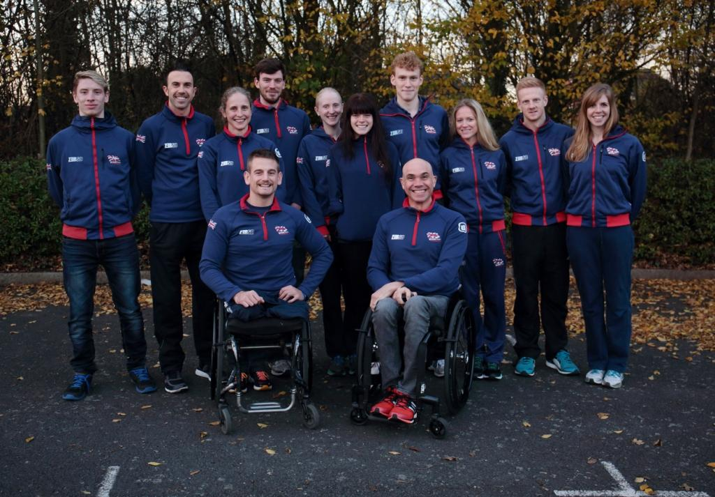 British Triathlon has named the 12-strong squad due to recieve UK Sport Lottery Funding for 2015 ©British Triathlon