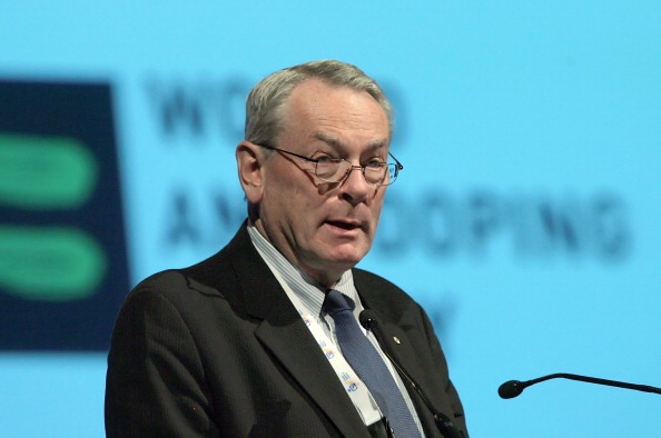 Canadian Richard Pound will lead the WADA investigation ©AFP/Getty Images