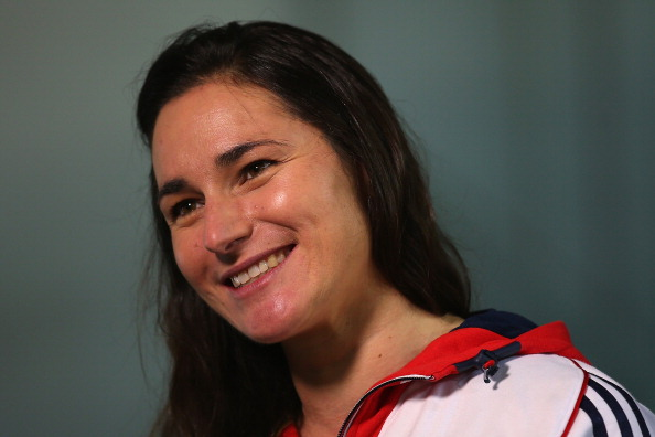 Dame Sarah Storey will attempt to break the world hour cycling record next year ©Getty Images