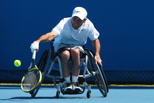 David Wagner will end the season as quad singles world number one ©Getty Images