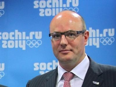 Former Sochi 2014 President and chief executive Dmitry Chernyshenko is to head Gazprom-Media ©Getty Images