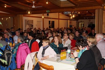 EYOF volunteers came together in Bendern, Liechtenstein ©EYOF2015