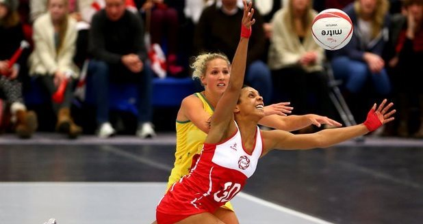England Netball has enjoyed a productive period in recent years thanks to outgoing chief executive Paul Clark and Joanna Adams, who is being promoted from director of commercial and marketing to replace him ©Getty Images