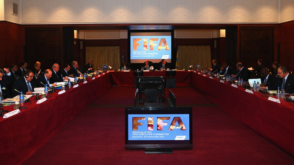 """A legally appropriate version"" of Michael Garcia's report into the bids for the 2018 and 2022 World Cups will be released, the FIFA Executive Committee decided at its meeting in Marrakech today ©Getty Images"