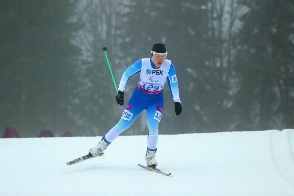 Finland's Maija Järvelä won the women's individual standing biathlon over 12.5km ©Getty Images