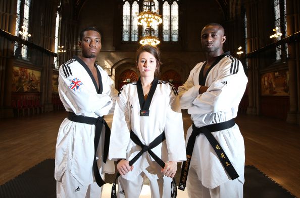 GB Taekwondo have lanunced the Fighting Chance initative as they look for heavyweight alent in the build up to Rio 2016 ©Getty Images