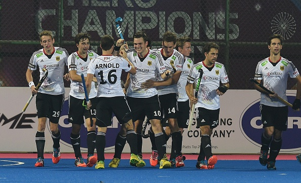 Germany have won their 10th Hockey Champions Trophy ©Getty Images