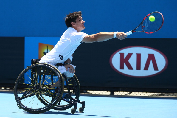 Gustavo Fernandez will be one of the star attractions at Argentina's inaugural National Paralympic Day ©Getty Images