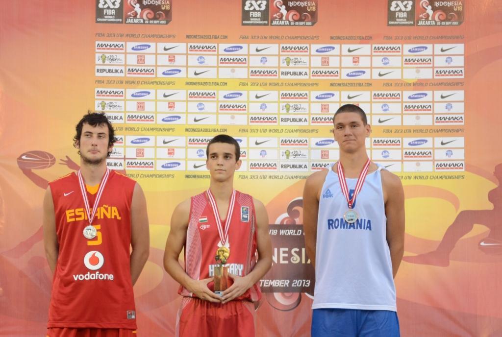 Hungary will host the FIBA 3x3 Under 18 World Championships ©FIBA