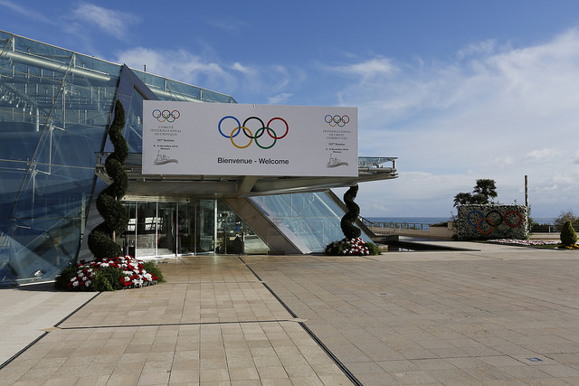 Eight IOC members will miss the 127th Session being held at the Grimaldi Forum in Monte Carlo ©IOC