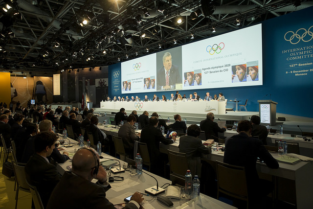 The IOC has a reputation for being a conservative organisation and usually only proposes change if it is certain it will be successful ©IOC