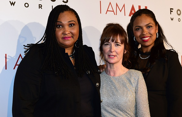 I Am Ali, a movie depicting the life of boxing legend Muhammad Ali, brings in depth interviews from Ali's daughters Maryum (left) and Hana (right) ©Getty Images