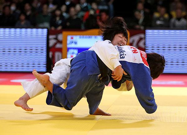 Japan dominate opening day of Tokyo Grand Slam ©IJF
