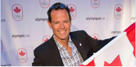 Jean-Luc Brassard has been appointed as Canada's Chef de Mission for Rio 2016 ©COC