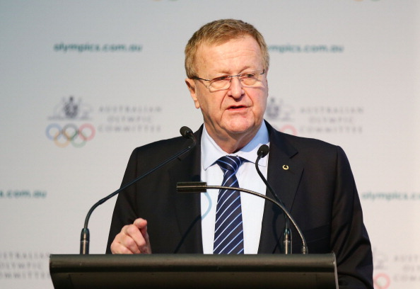 Australian swimmers have accepted the timing of the Rio 2016 finals, John Coates has said ©Getty Images