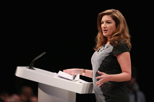 Karren Brady looks like a likely candidate to run for Mayor of London after Seb Coe refused the opportunity to run in order to focus on his campaign for IAAF Presidency ©Getty Images
