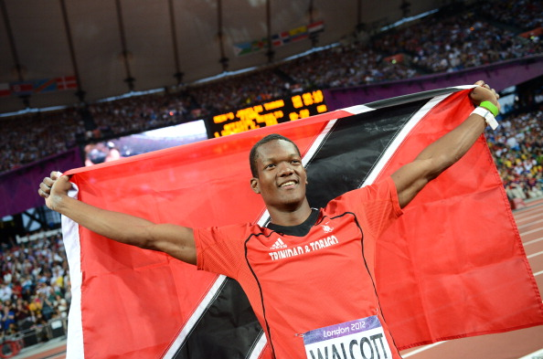 Keshorn Walcott has been named Trinidad and Tobago's Sportsman of the Year ©Getty Images