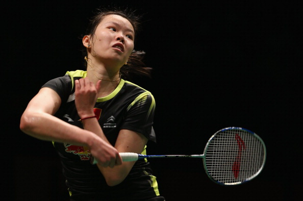 Li Xuerui will miss the opportunity to win her third straight title at the Superseries Finals after an injury forced her out of the tournament ©Getty Images