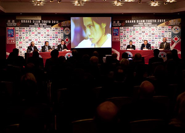 Many of the world's best judoka will compete in the season ending Tokyo Grand Slam, with the draw unveiled today ©IJF