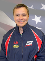 Mike Tagliapietra has been named USA Shooting's Paralympic Athlete of the Year for 2014 ©USA Shooting
